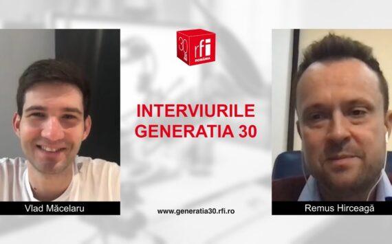 Interviu RFI România – Generația 30