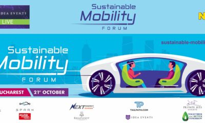Participare la Sustainable Mobility Forum