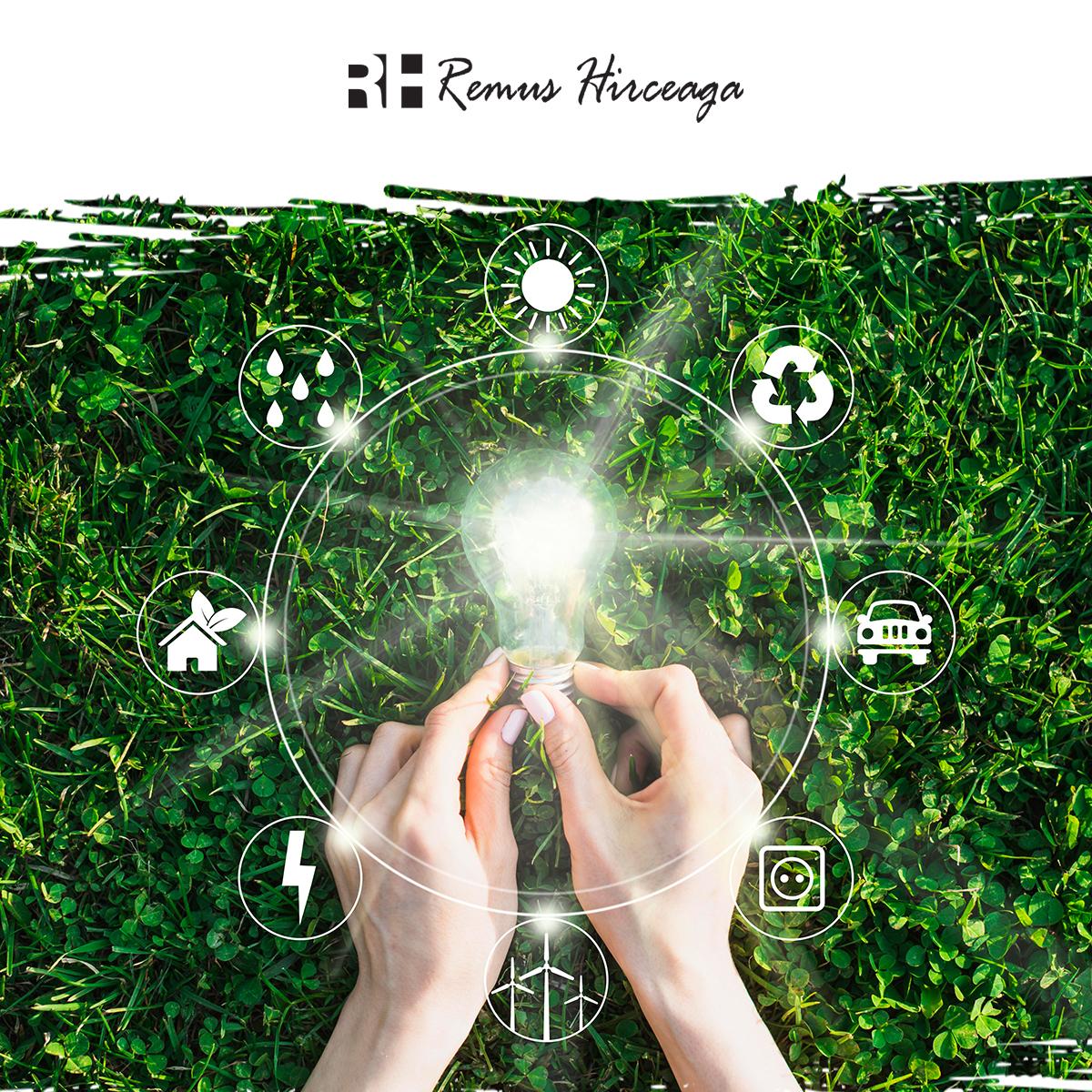 Printre realitatile materiale ale Energiei Verzi